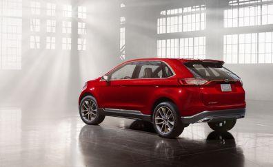 Ford Edge Concept car