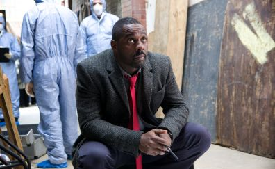 Idris elba, Luther TV show