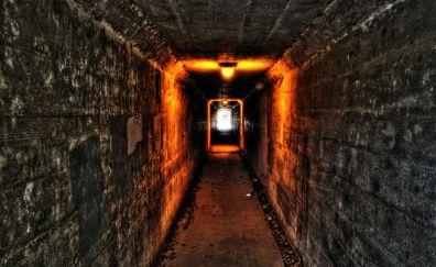 Tunnel, architecture