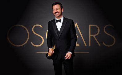Oscars 2017, Comedian Jimmy Kimmel