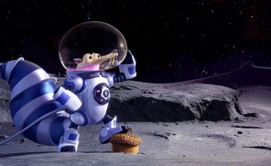 Ice Age: Collision Course, 2016 animated movie