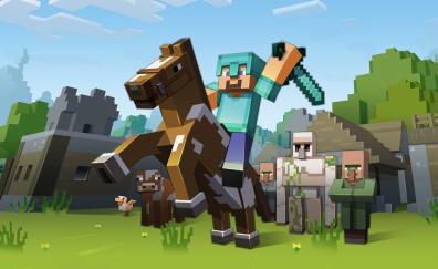 Minecraft video game, 2011 game