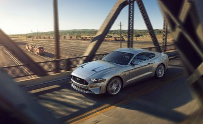 2018 Ford Mustang GT car