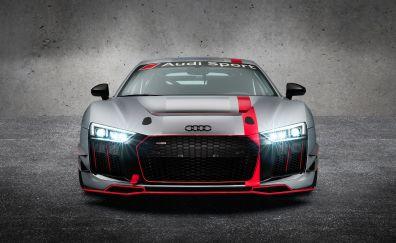 2017 Audi R8 LMS GT4, sports car