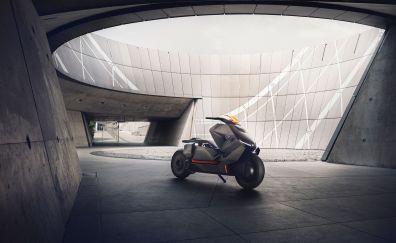BMW Motorrad Concept Link, bike