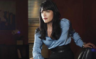 Anger management TV show, Selma Blair, actress