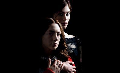 Saoirse Ronan, Gemma Arterton in Byzantium 2012 movie
