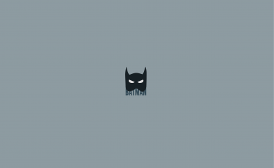 Batman minimalist mask