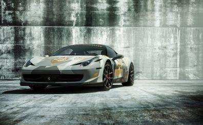 Vorsteiner Ferrari 458-V Carbon Fiber Car