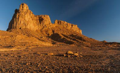 Tassili n'Ajjer desert