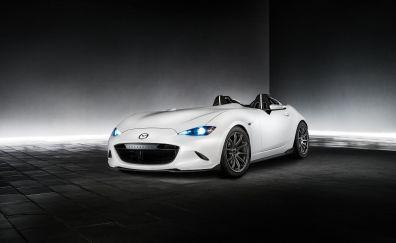 Mazda MX-5 speedster evolution car