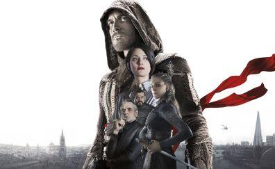 2016 Assassins Creed international poster
