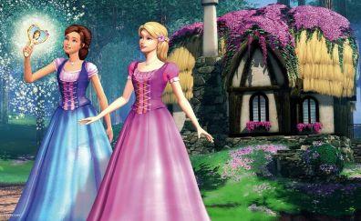 Barbie and the Diamond Castle animation movie