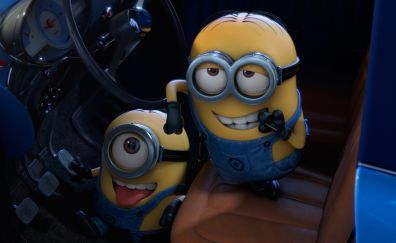 Despicable me 2 animated movie, minions