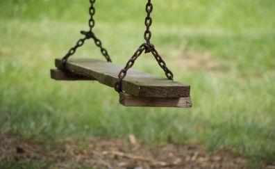 Swing, hanging