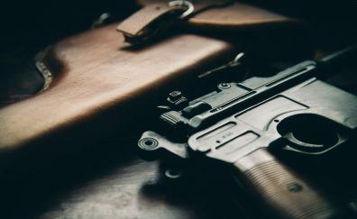 Mauser C96 pistol, Mauser M712 pistol