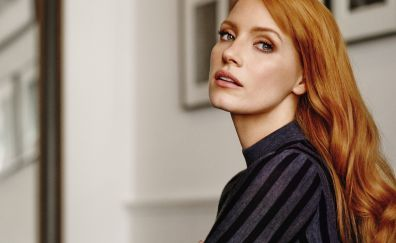 Beautiful, Jessica Chastain, actress