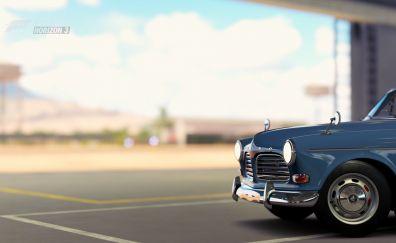Volvo car in forza horizon 3 video game