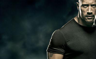 Dwayne Johnson in Faster, 2010 movie