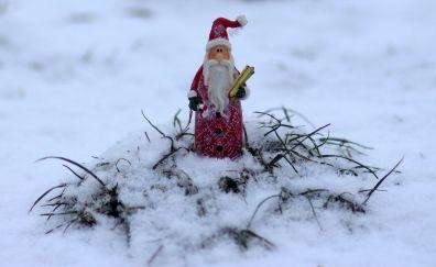Santa toy, Christmas, toys