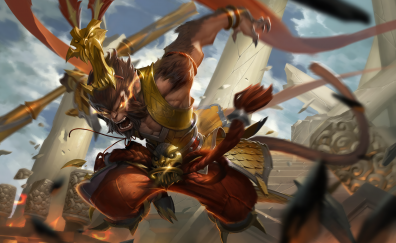 League of legends, wukong