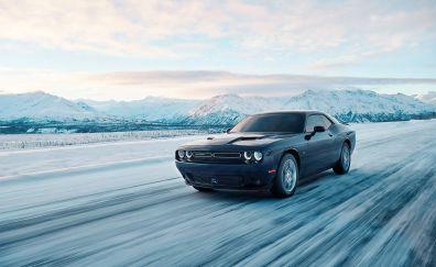2017 Dodge Challenger GT AWD car