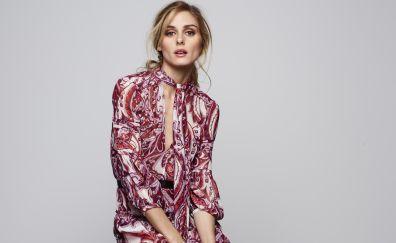 Hot Olivia Palermo, blonde, photoshoot