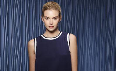 Emma Ishta, beautiful, blonde model