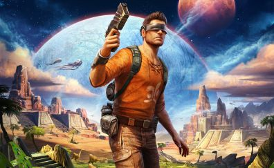 Outcast: Second Contact, video game