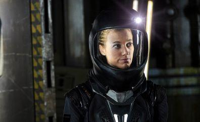 Dark Matter TV show, actress, Melissa O'Neil
