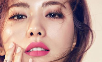 Im Jin-ah, Nana, beautiful South Korean singer, k pop