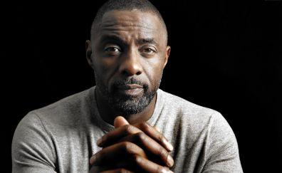 Idris Elba, celebrity, actor, 4k