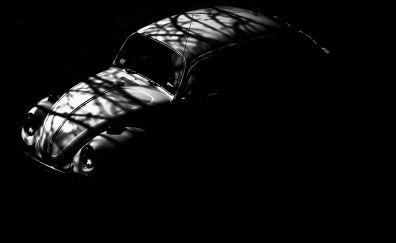 Volkswagen beetle vintage car