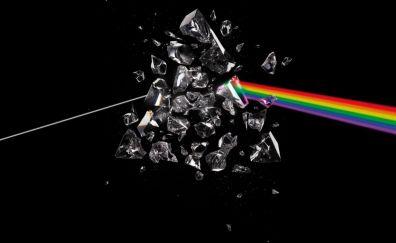 Pink floyd, dark prism