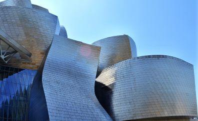 Guggenheim museum, architecture