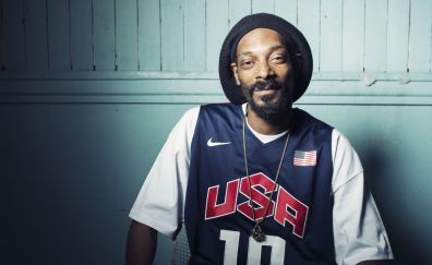 Snoop Dogg, rapper, celebrity
