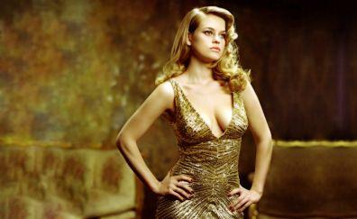 Alice Eve, blonde, actress, hot