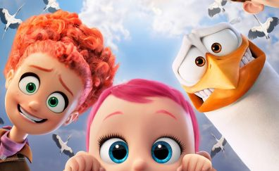 Storks animation cartoon movie 2016