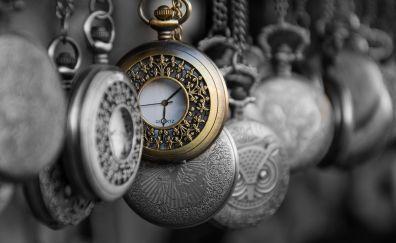 Vintage clocks, clock