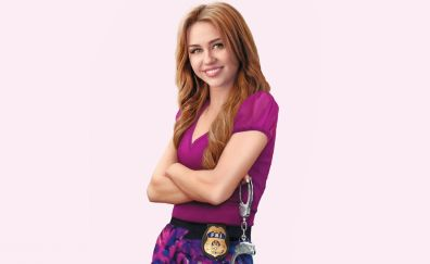Miley Cyrus, actress, singer, So Undercover movie