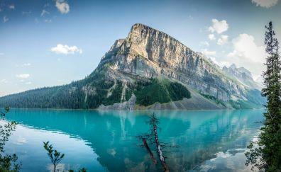 Lake louise, Canadian Rockies of Banff National Park