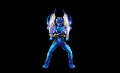 Blue ranger, power rangers