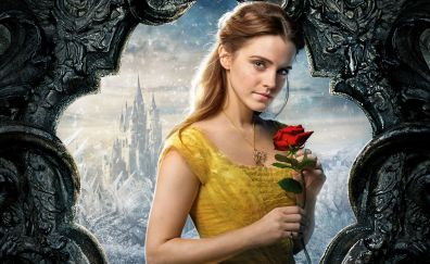 Eamma Watson of Beauty and the beast 2017 movie