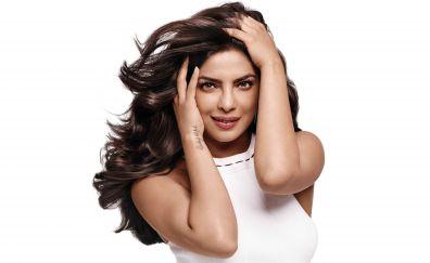 Priyanka Chopra, popular Indian celebrity, 4k, 8k