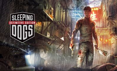 Sleeping Dogs Video game, 2014 game