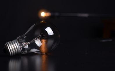 Bulb, lights, close up