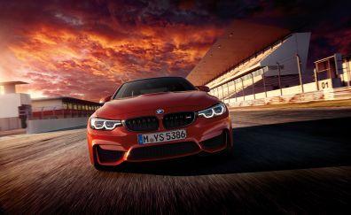 BMW M4 2018 car