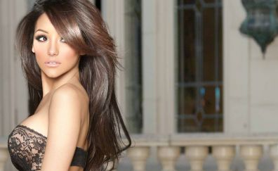 Melanie Iglesias, hot model, bikini