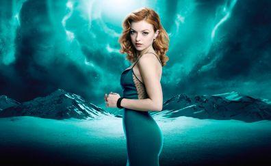Heroes Reborn, season 2, TV show, Francesca Eastwood