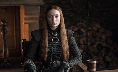 Sansa Stark, Sophie Turner, red head